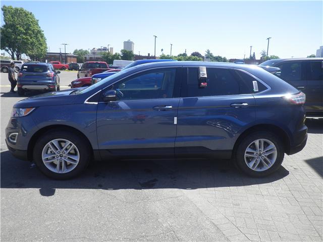 2018 Ford Edge SEL (Stk: 1816930) in Ottawa - Image 2 of 11