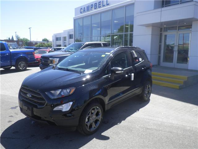 2018 Ford EcoSport SES (Stk: 1816850) in Ottawa - Image 1 of 11