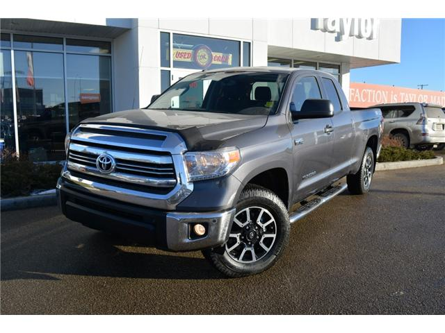2017 Toyota Tundra SR5 Plus 5.7L V8 (Stk: 127015) in Regina - Image 1 of 30