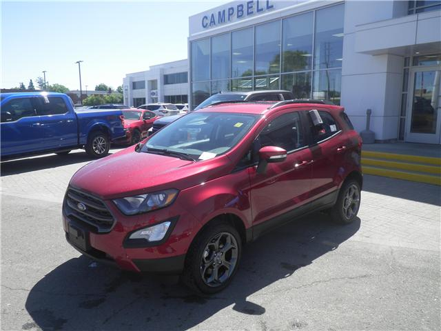 2018 Ford EcoSport SES (Stk: 1816860) in Ottawa - Image 1 of 12