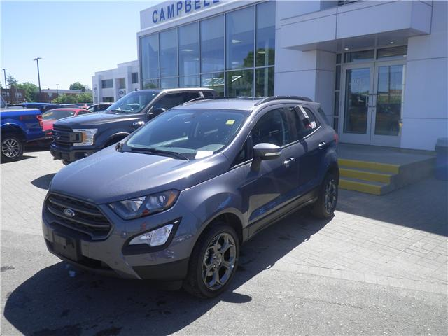 2018 Ford EcoSport SES (Stk: 1816690) in Ottawa - Image 1 of 13