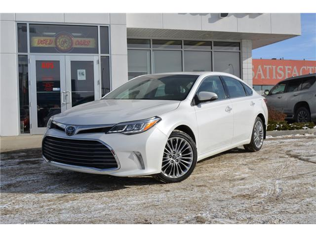 Used Toyota Avalon for Sale in Regina | Taylor Lexus