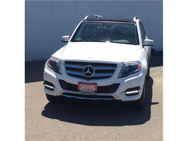 2015 Mercedes-Benz GLK-Class Base (Stk: P4831) in Sault Ste. Marie - Image 1 of 11