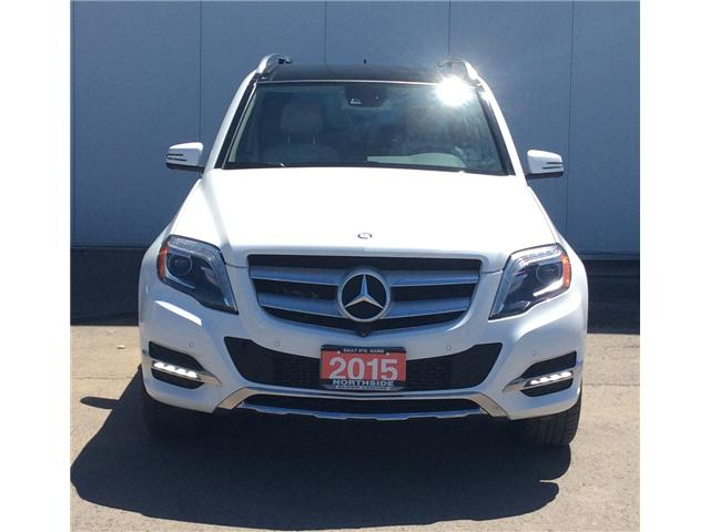 2015 Mercedes-Benz GLK-Class Base (Stk: P4831) in Sault Ste. Marie - Image 2 of 11