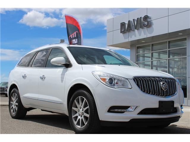 2017 Buick Enclave Leather (Stk: 193806) in Claresholm - Image 1 of 24