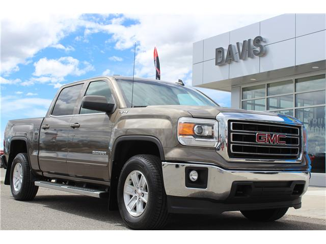 2015 GMC Sierra 1500 SLE (Stk: 194246) in Claresholm - Image 1 of 19