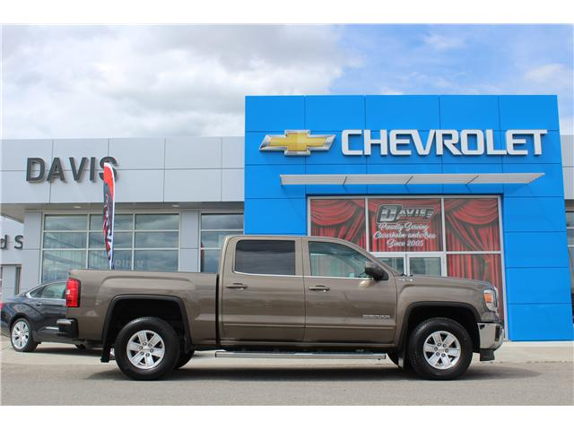 2015 GMC Sierra 1500 SLE (Stk: 194246) in Claresholm - Image 2 of 19