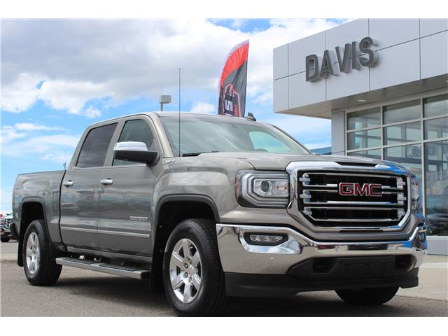2017 GMC Sierra 1500 SLT (Stk: 180457) in Claresholm - Image 1 of 20