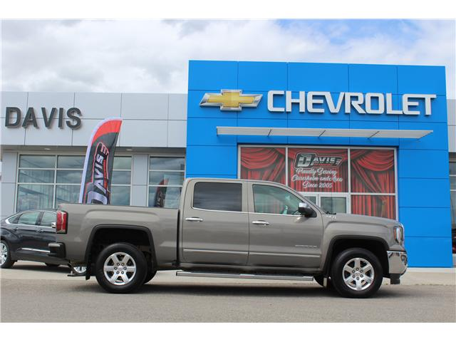 2017 GMC Sierra 1500 SLT (Stk: 180457) in Claresholm - Image 2 of 20