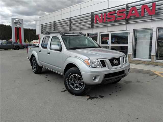 2018 Nissan Frontier PRO-4X (Stk: 7F3079) in Whitehorse - Image 1 of 27