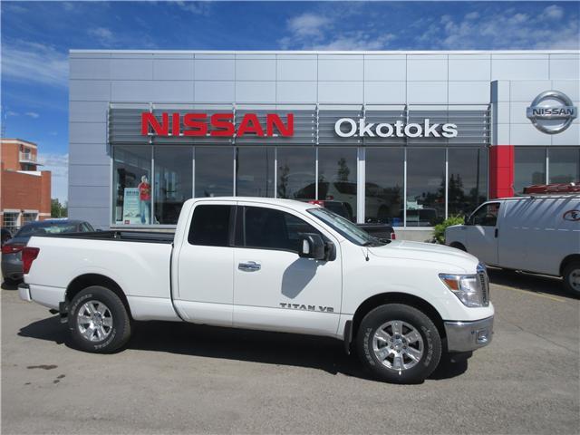 2018 Nissan Titan SV (Stk: 6778) in Okotoks - Image 1 of 20