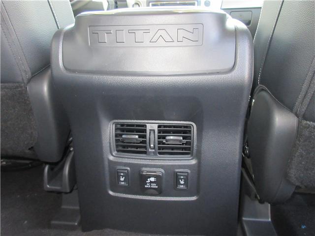 2018 Nissan Titan PRO-4X (Stk: 7065) in Okotoks - Image 11 of 26