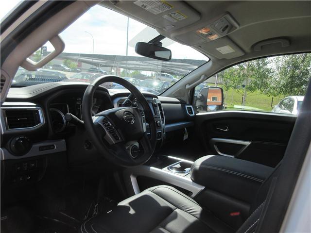 2018 Nissan Titan PRO-4X (Stk: 7065) in Okotoks - Image 6 of 26