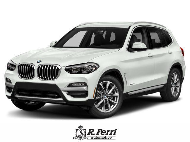 2018 BMW X3 xDrive30i (Stk: 27025) in Woodbridge - Image 1 of 9