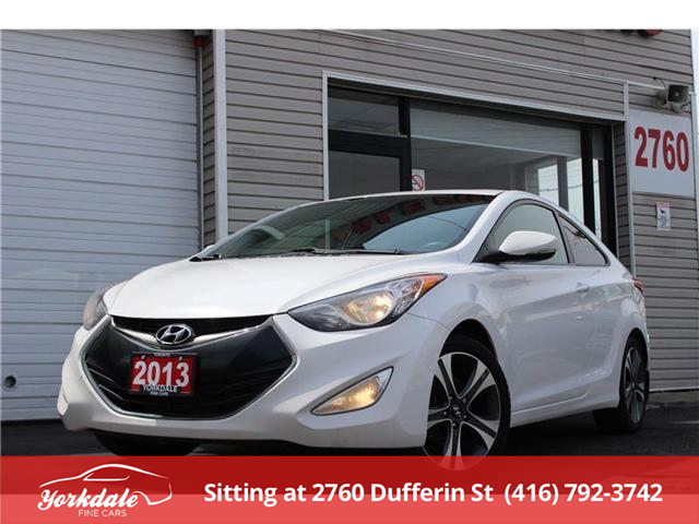 2013 Hyundai Elantra  (Stk: S1035) in North York - Image 1 of 30