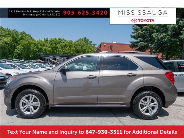 2011 Chevrolet Equinox 1LT (Stk: J8379A) in Mississauga - Image 2 of 16