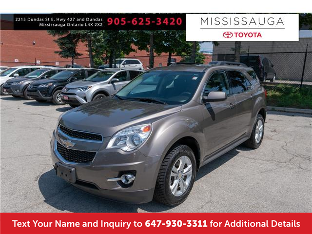 2011 Chevrolet Equinox 1LT (Stk: J8379A) in Mississauga - Image 1 of 16