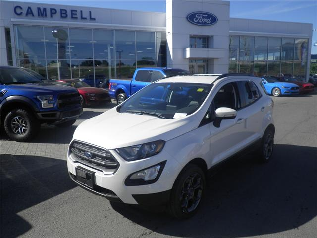 2018 Ford EcoSport SES (Stk: 1816890) in Ottawa - Image 1 of 13