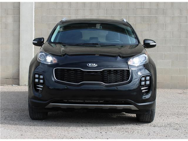 2017 Kia Sportage SX Turbo (Stk: 68409A) in Saskatoon - Image 2 of 7