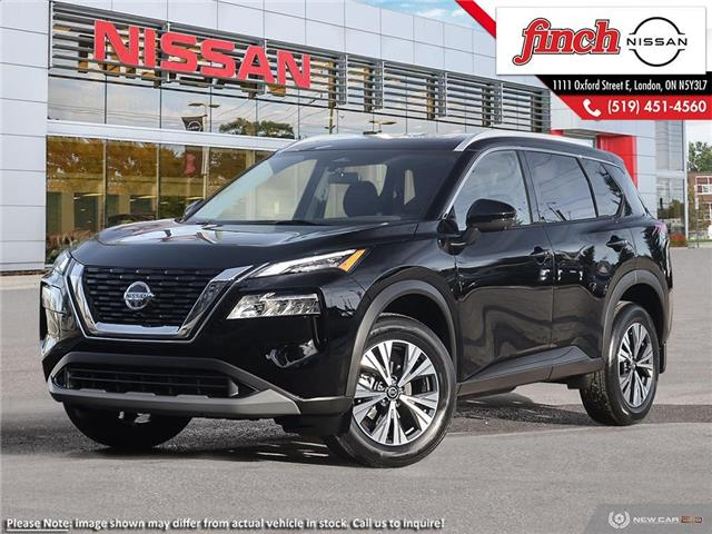 2021 Nissan Rogue SV (Stk: 16021) in London - Image 1 of 23