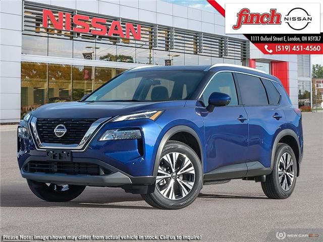2021 Nissan Rogue SV (Stk: 16007) in London - Image 1 of 23