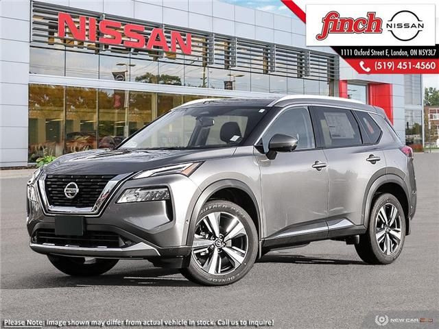 2021 Nissan Rogue Platinum (Stk: 16158) in London - Image 1 of 22