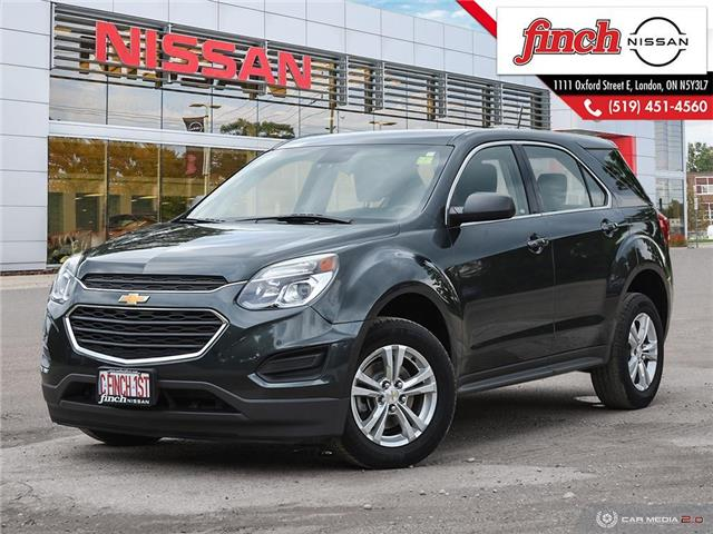 2017 Chevrolet Equinox LS (Stk: 18037-A) in London - Image 1 of 27
