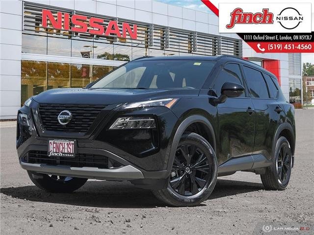 2021 Nissan Rogue SV (Stk: 16023) in London - Image 1 of 27