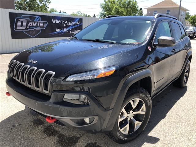 2014 Jeep Cherokee Trailhawk (Stk: 5976) in Fort Macleod - Image 1 of 23
