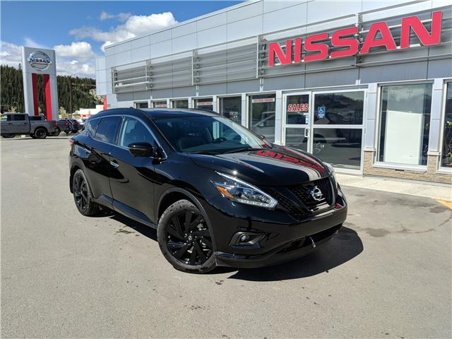 2018 Nissan Murano Midnight Edition (Stk: 8M1724) in Whitehorse - Image 1 of 30