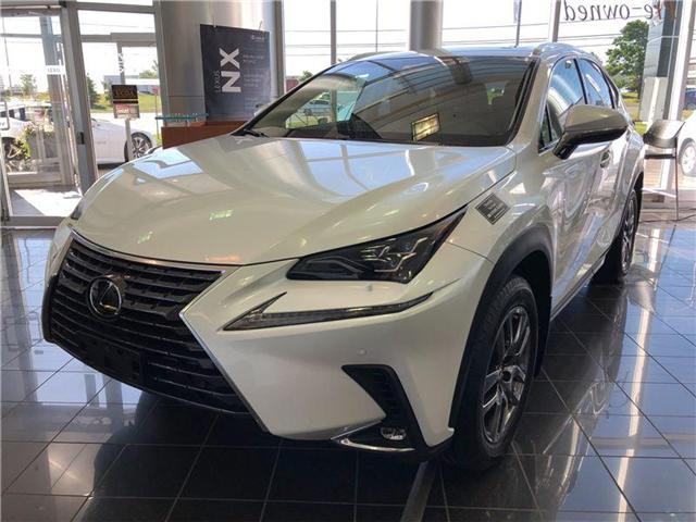 2018 Lexus NX 300 Base (Stk: 172156) in Brampton - Image 1 of 5