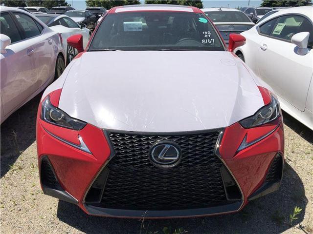 2018 Lexus IS 300 Base (Stk: 31126) in Brampton - Image 2 of 5