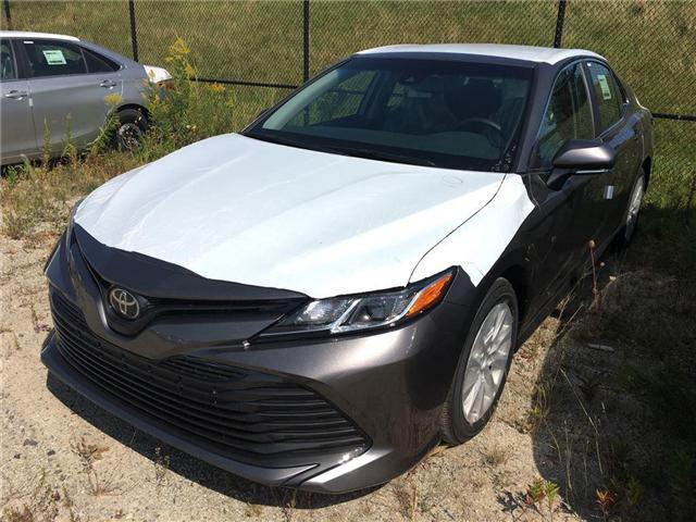 2018 Toyota Camry LE (Stk: 3947) in Brampton - Image 1 of 5