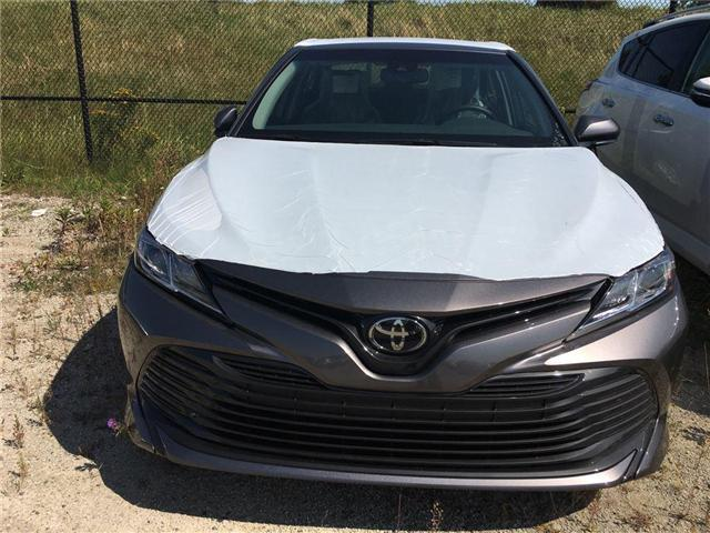 2018 Toyota Camry LE (Stk: 3947) in Brampton - Image 2 of 5