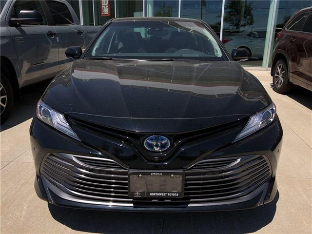 2018 Toyota Camry Hybrid XLE (Stk: 1379) in Brampton - Image 2 of 5