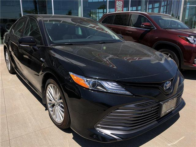 2018 Toyota Camry Hybrid XLE (Stk: 1379) in Brampton - Image 3 of 5