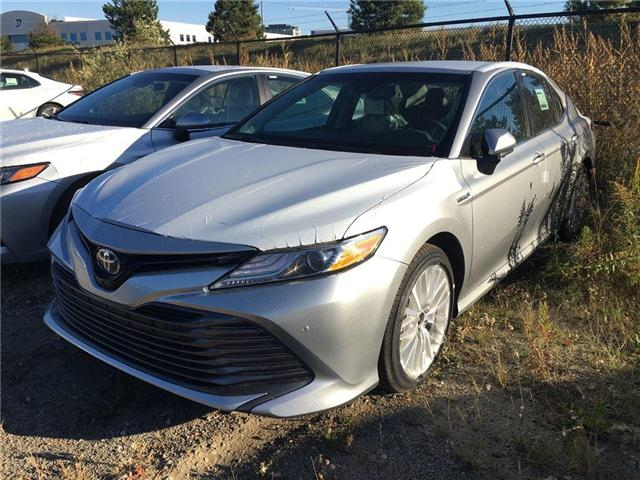 2018 Toyota Camry Hybrid XLE (Stk: 2154) in Brampton - Image 1 of 5
