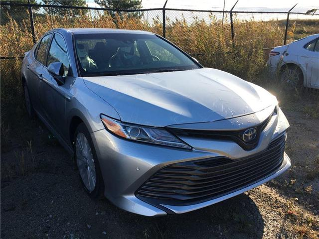 2018 Toyota Camry Hybrid XLE (Stk: 2154) in Brampton - Image 3 of 5