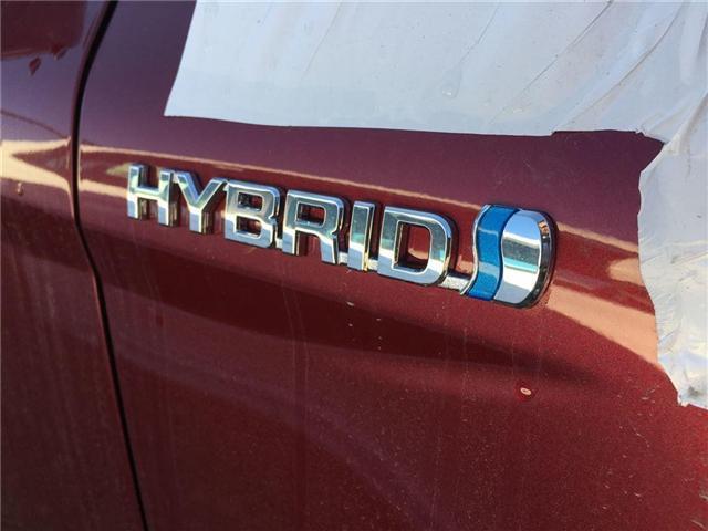 2018 Toyota Camry Hybrid XLE (Stk: U500923) in Brampton - Image 5 of 5