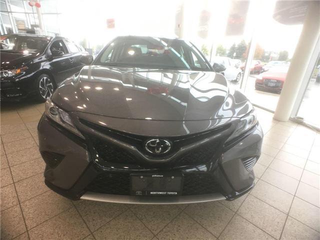 2018 Toyota Camry XSE (Stk: 3247) in Brampton - Image 2 of 5