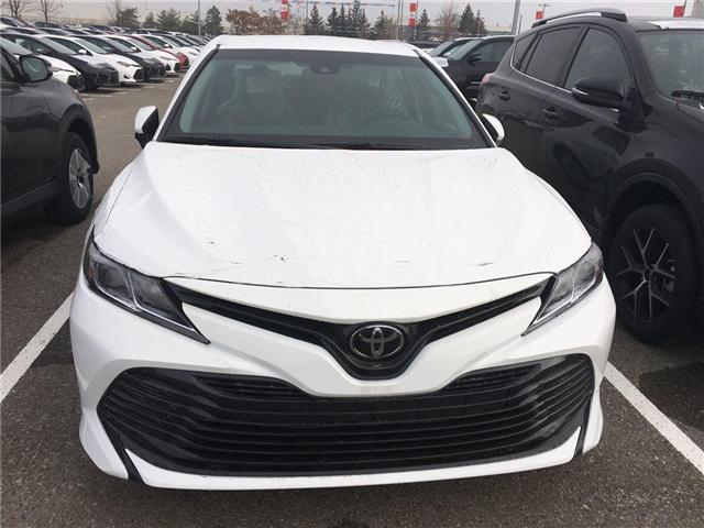 2018 Toyota Camry LE (Stk: 33463) in Brampton - Image 2 of 5