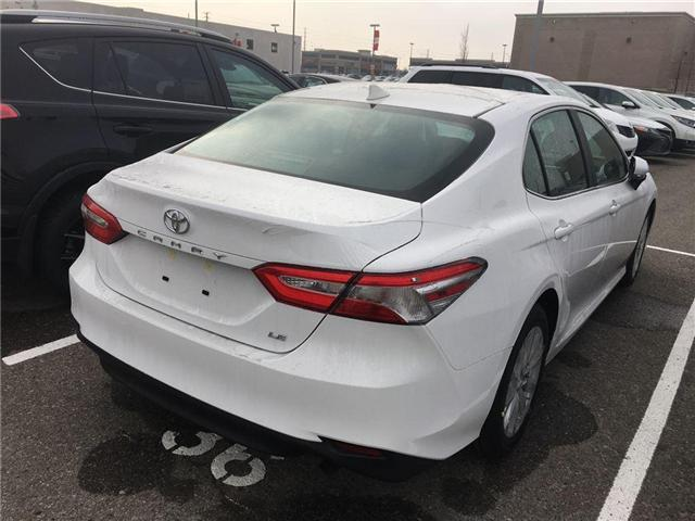 2018 Toyota Camry LE (Stk: 33463) in Brampton - Image 4 of 5