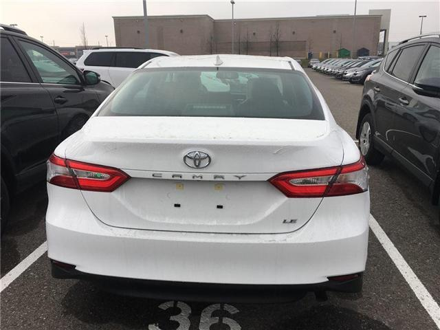 2018 Toyota Camry LE (Stk: 33463) in Brampton - Image 5 of 5