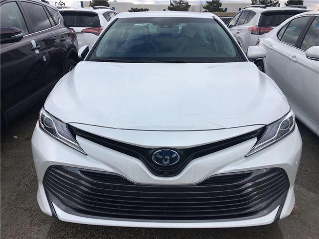 2018 Toyota Camry Hybrid XLE (Stk: 4592) in Brampton - Image 2 of 5