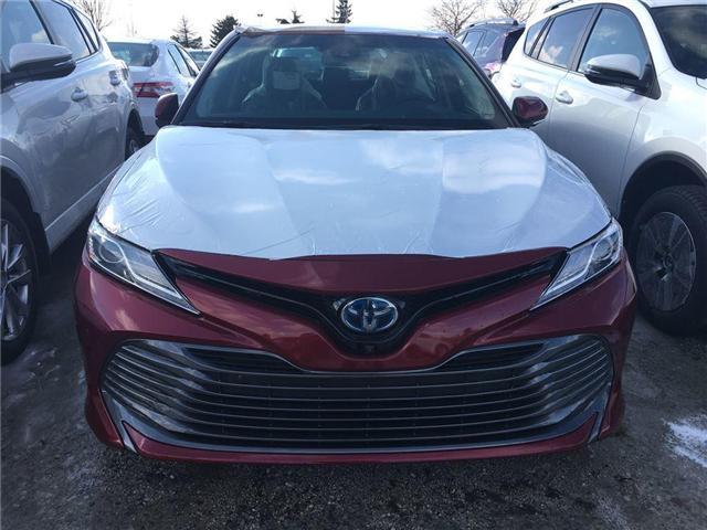 2018 Toyota Camry Hybrid XLE (Stk: 503581) in Brampton - Image 2 of 5