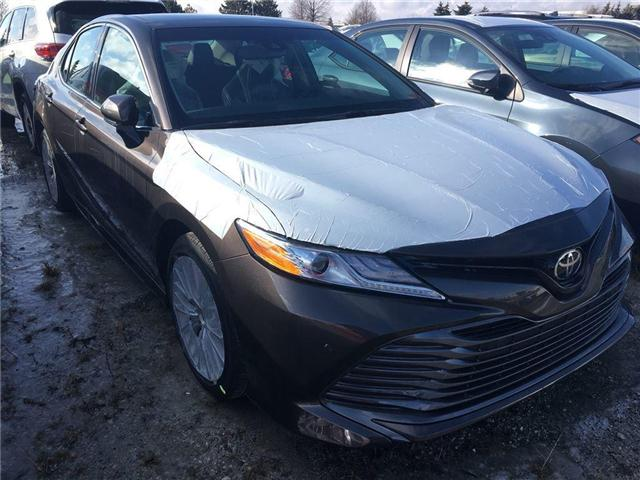 2018 Toyota Camry XLE (Stk: 48199) in Brampton - Image 3 of 5