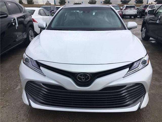 2018 Toyota Camry XLE (Stk: 55109) in Brampton - Image 2 of 5