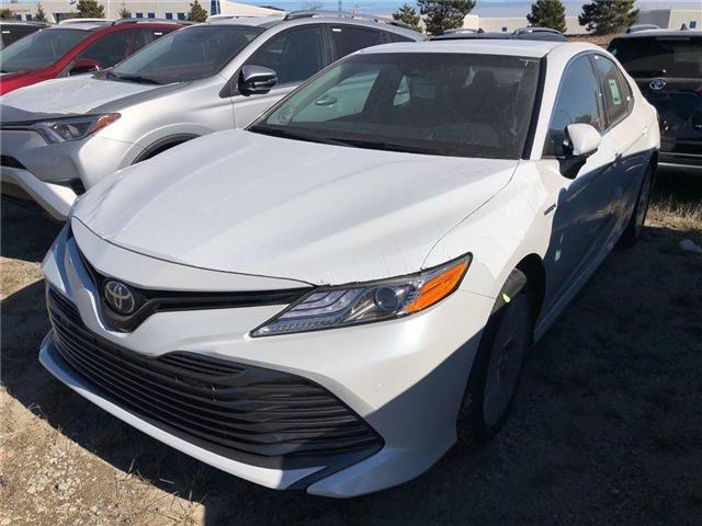 2018 Toyota Camry Hybrid XLE (Stk: 6463) in Brampton - Image 1 of 5