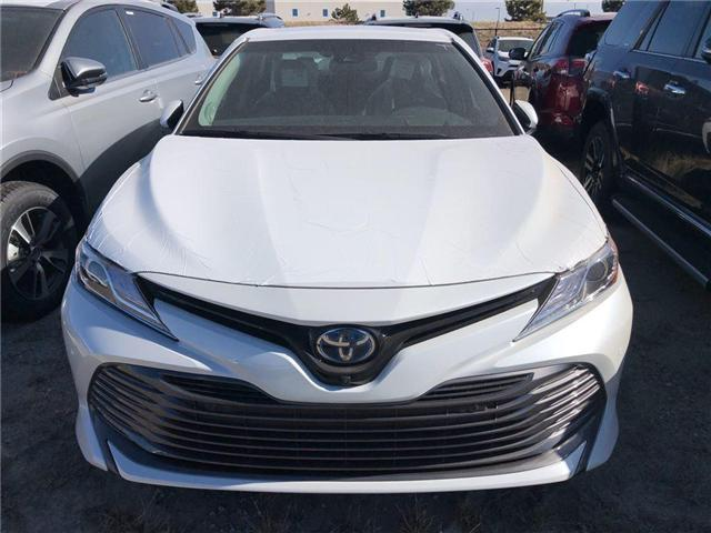 2018 Toyota Camry Hybrid XLE (Stk: 6463) in Brampton - Image 2 of 5