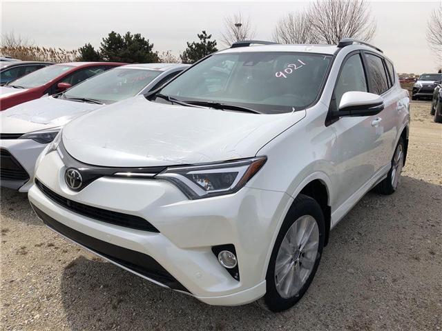 2018 Toyota RAV4 Limited (Stk: 769021) in Brampton - Image 1 of 5